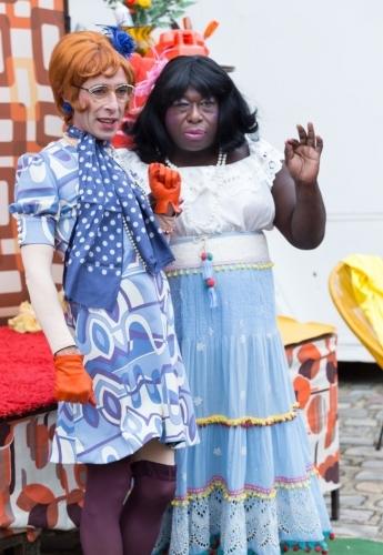 Monique et Marie Thérèse Crédits Photos A. Bédoire